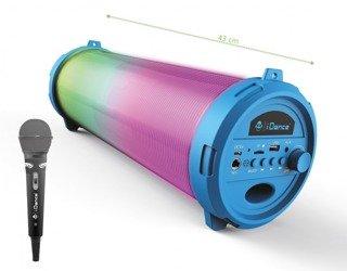 Cyclone 401 - głośnik przenośny 50W + mikrofon