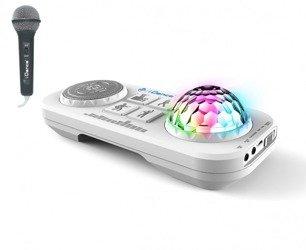 Party Mix XD1 - konsola DJ + mikrofon przewodowy